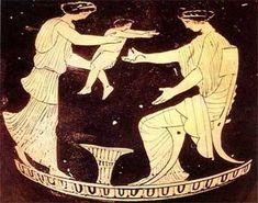 """Η  """"Βάπτιση"""" στους αρχαίους ΄Ελληνες"""