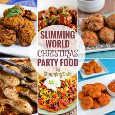 Slimming Eats Christmas Party Food - lots of ideas and suggestions for party food over the festive food - sweet, savoury, sharing plates and fakeaways Healthy Snacks For Diabetics, Healthy Work Snacks, Savory Snacks, Diet Snacks, Health Snacks, Healthy Recipes, Yummy Recipes, Healthy Food, Healthy Eating