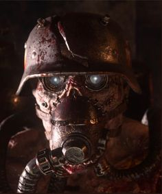 Sledgehammer Games Head Reveals New Zombie Images From 'Call OF Duty: WWII'
