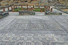 Mosaics at Conimbriga - Portugal