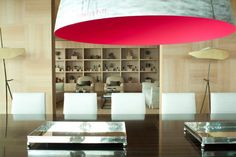 I love this interiors in Miami designed by Luis Bustamante. Project 11, Unusual Furniture, Bedroom Red, Joinery, Contemporary, Modern, Interior Design, Lighting, Home Decor