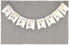 picture about Printable Thanksgiving Banners called 57 Excellent Thanksgiving Banner photographs inside 2018 Thanksgiving