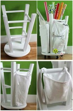 Wrapping paper holder