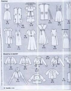 czasopisma Burda / Burda z wzorami 1976-2010 (pobierz) - Zobacz temat - - damska Forum myJane