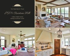 Hacienda Style Homes, Living Dining Combo, Fair Oaks, Garden Tub, Side Yards, Upstairs Bathrooms, Study Office, Texas Hill Country, Shower Tub