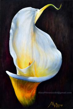 ''Glowing'' Painted by Maxx Phoenixx http://maxx-phoenixx.pixels.com/