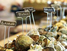 Raw Bar #steakhouse Food Gallery, Raw Bars, Seafood, Stuffed Mushrooms, Treats, Dining, Vegetables, Sea Food, Stuff Mushrooms