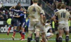 The Guardian a qualifié de décevant la prestation des joueurs anglais face au Bleus samedi dernier, regrettant des erreurs dans le commentaire de match.