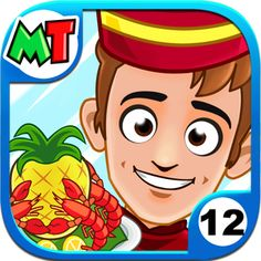 My Town : Beach Picnic on the App Store The Bellboy, Software Apps, Parental Control, Pajama Party, Free Fun, My Town, New Adventures, Best Games, Games To Play