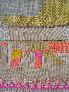 more cool weaving inspiration for you @Alisa Bobzien Bobzien Bobzien McRonald!