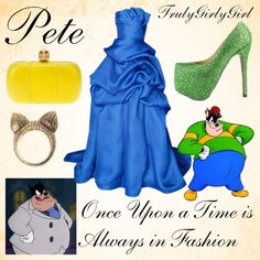 """Disney Style: Pete"" by trulygirlygirl on Polyvore"
