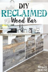 DIY Reclaimed Wood B