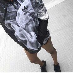 Adidas aesthetic
