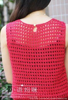 Crochetemoda Блог: Платья