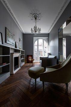 Waarom grijs mooi is in je interieur | ELLE