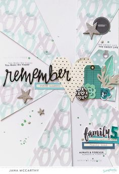 hi everyone, long time no see... i am sorry but the first days of 2016 were very busy and full, but i just wanted to jump in and share some layouts i made with the last scraptastic club kit - all o...