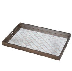 Notre Monde - Copper Gate - Medium Aged Tray -Large – Allissias Attic & Vintage French Style