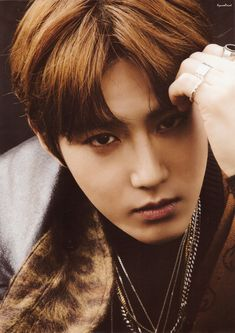 """Don't mess up my tempo"" Vivace ver SUHO Suho Exo, Exo Kai, Kim Min Seok, Kim Junmyeon, Exo Members, Mess Up, Photo Book, Rapper, Handsome"
