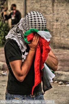 inspiredmuslimah: Palestine. Photo by: Ahmad Mesleh