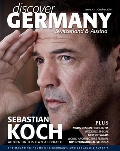 Discover Germany, Issue 43, October 2016 by Scan Group - issuu