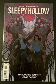 Sleepy Hollow #1 1st Print FOX TV Series Boom Studios Comic NM | Collectibles, Comics, Modern Age (1992-Now) | eBay!