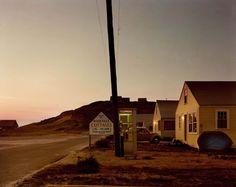 Joel Meyerowitz - Roseville Cottages, Truro 1976