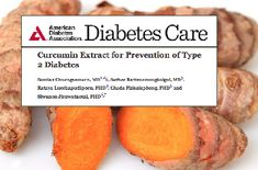 A remarkable human clinical study published in the journal Diabetes Care, the journal of the American Diabetes Association, revealed that turmeric extract was 100 percent successful at preventing prediabetic patients from becoming diabetic over the course of a 9-month intervention.