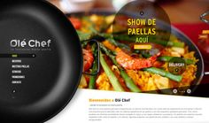40  Food and Restaurant Websites That Will Wake Your Appetite