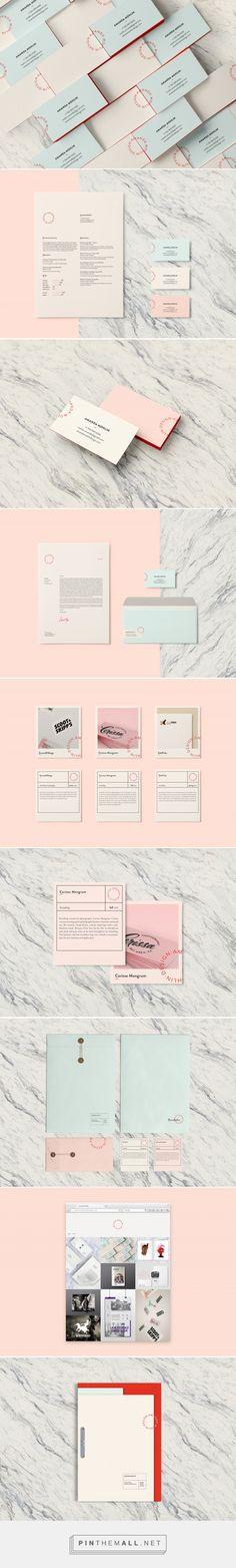Amanda Mohlin Stuart's Personal Branding | Fivestar Branding Agency – Design and Branding Agency & Curated Inspiration Gallery