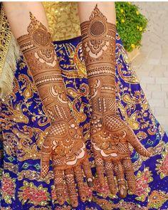 Stunning bridal henna By . Mehandi Design For Hand, Legs Mehndi Design, Mehndi Design Pictures, Hand Mehndi, Mehndi Images, Latest Bridal Mehndi Designs, Indian Mehndi Designs, Unique Mehndi Designs, Beautiful Mehndi Design