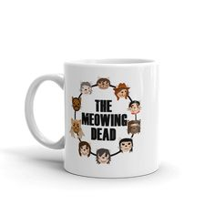 The Meowing Dead Cats Mug