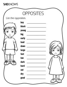 54 Best Activity Sheets for Kids images in 2017 | Activity sheets ...