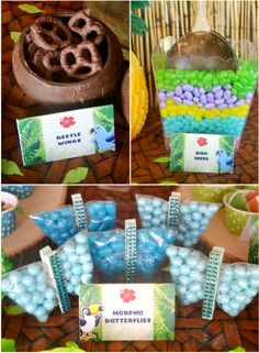 Rio 2 Inspired Birthday Party!! by Bird's Party