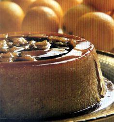 Pudim de Laranja - Gastronomia de Portugal Algarve