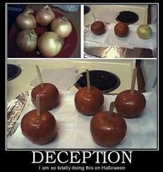 Awesome Halloween prank.