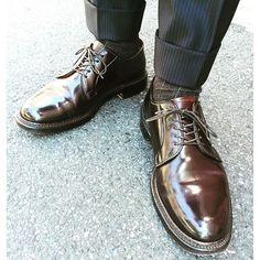 Hoka Women S Shoes Clearance Sock Shoes, Men's Shoes, Shoe Boots, Dress Shoes, Male Shoes, Leather Men, Leather Shoes, Cordovan Shoes, Alden Cordovan