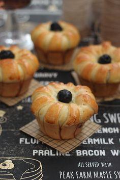 Délices d'Orient: Petits pains épinards
