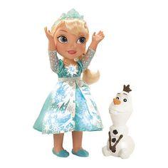 "Disney Frozen Snow Glow Elsa - Tolly Tots - Toys ""R"" Us"