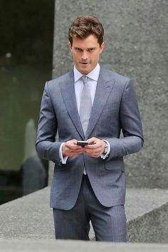 O estilo de Christian Grey
