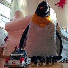 after an exhausting week full of christmas parties mr pungu decided it was time to kick back and get busy with his new ghostbuster legos. #penguin #penguins #pinguin #pinguine #pinguino #pinguinos #pinguim #pingouin #pingüino #ペンギン #펭귄 #pingu #penguinlove #pinguinito #johnlewis #lego #legos #ghostbuster #ghostbusters #legostories #ghostbusterlego #chilling #hobby #livingroom #sunnyday #thursday #christmasparty #christmasisoming #christmas #xmas