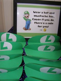 Lynn L's Birthday / Luigi - Photo Gallery at Catch My Party