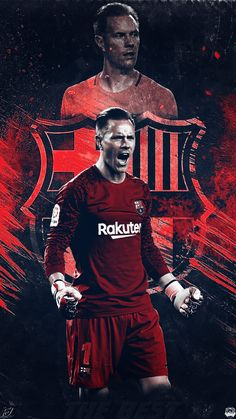 TER STEGEN WALLPAPER Iran National Football Team, Best Football Team, France Football, Germany Football, Barcelona Team, Barcelona Football, Neymar, Fifa, Fc Barcelona Wallpapers