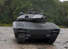 PL-01 Armoured Fighting Vehicle prototype, Poland.