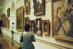♡ museums. ♡