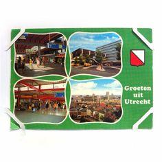 Groeten uit modern Utrecht, ooit waren we trots op Hoog Catharijne