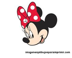 Caras de minnie mouse