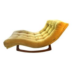 I WANT ONE OF THESE!!! Adrian Pearsall Craft Lounge Chair Wave Rocker