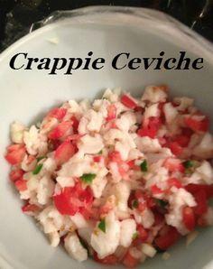 Fish crappie recipes