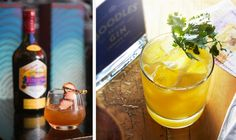 Summer to Fall Transitional Cocktails