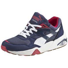 Trinomic R698 Basic Sports Sneaker    Trinomic R698 Basic Sports Sneaker:Dieser Trinomic R698 Basic Sports ist ein spezielles Damenmodell unseres Lieblings-Laufschuhs aus den 90ern. Das Design des R698 orientiert sich am Disc Blaze, wobei er eine Weiterentwicklung von PUMAs Kollektion mit der Trinomic-Technologie aus den fruehen 90ern verkoerpert.Atmungsaktives Obermaterial aus Leder und Mesh.D...